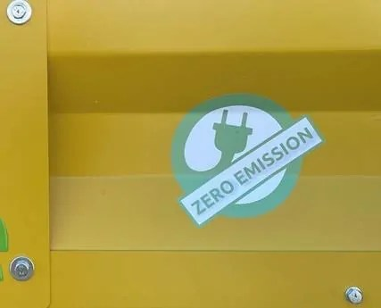Fredheim Maskin 2021 Pressrelease ZERO från Keestack, Neuenhauser och Telestack Oktoberdagar 1