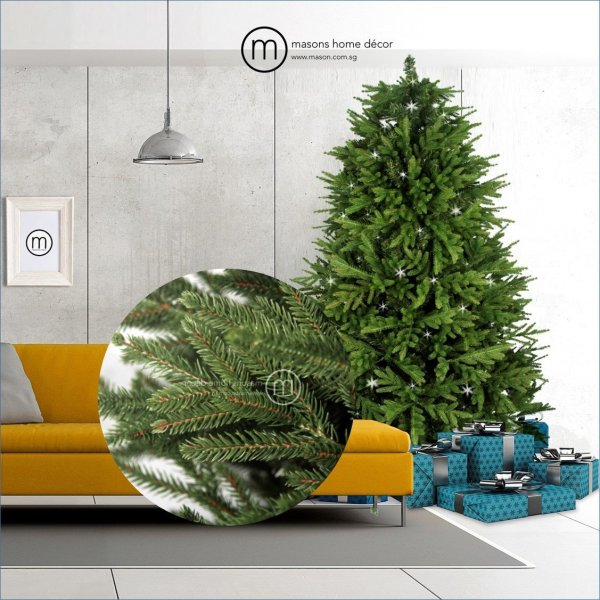 casalgrande or arenaria balsam fir christmas tree masons home decor