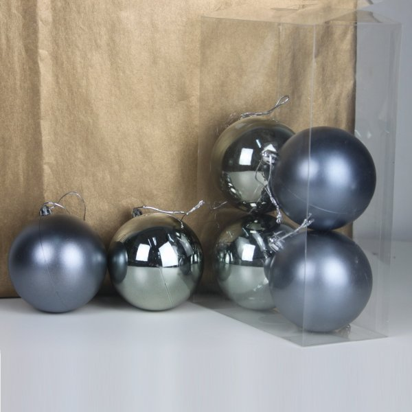 Anthracite Baubles by Masons Home Decor Singapore (1)
