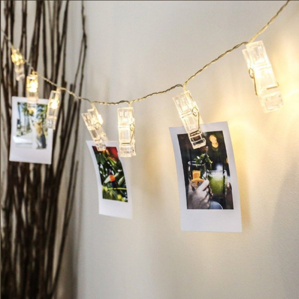clip fairy lights masons home decor singapore
