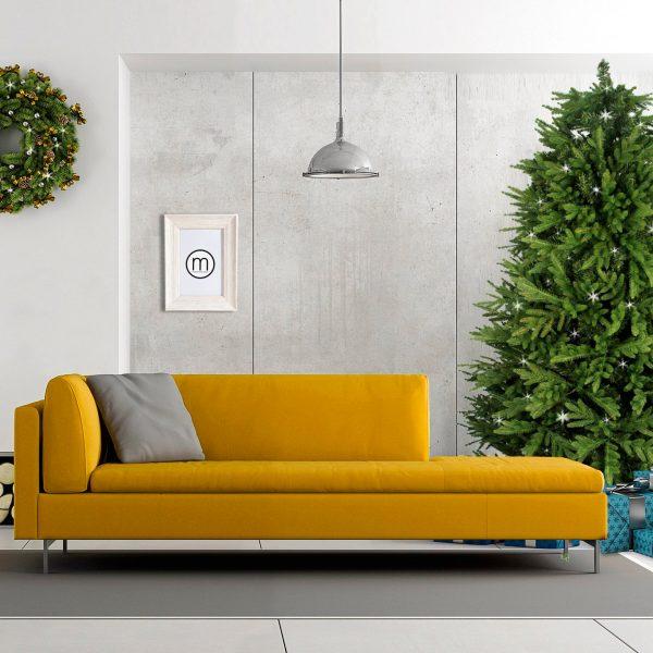 Arenaria Hyper Realistic Christmas Tree - Artificial Balsam Fir Christmas Tree