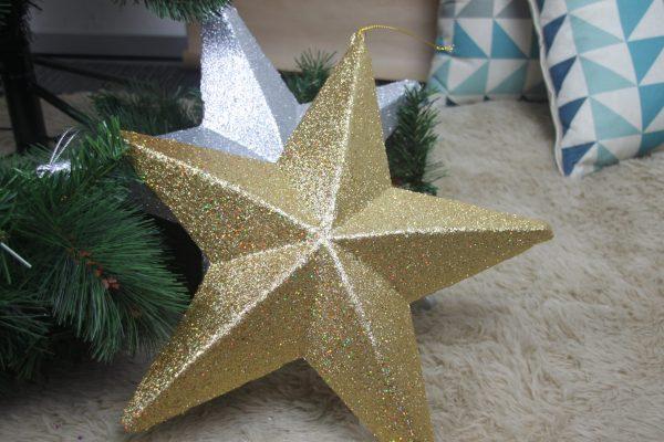 Perfect Star Gold Tree Topper - Masons Home Decor Singapore