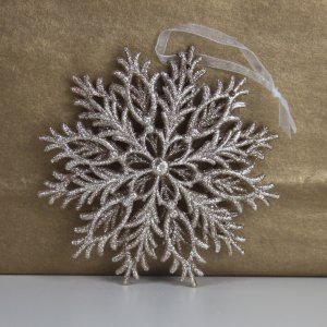 Snowflake Bauble Bronze by Masons Home Decor Singapore 1