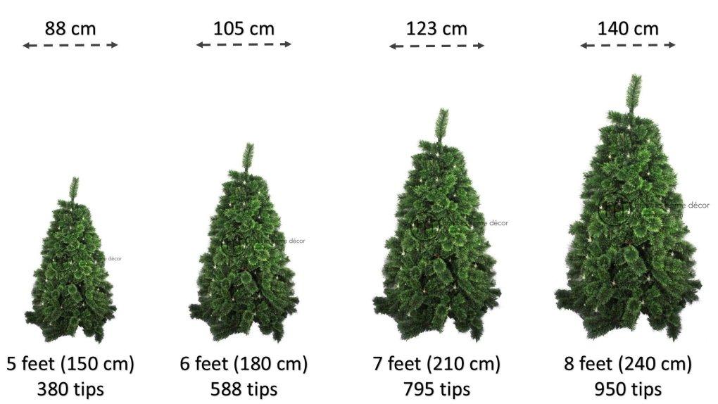 amazzonia christmas tree by masons home decor dimensions