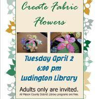 Adult Craft Paper Flowers