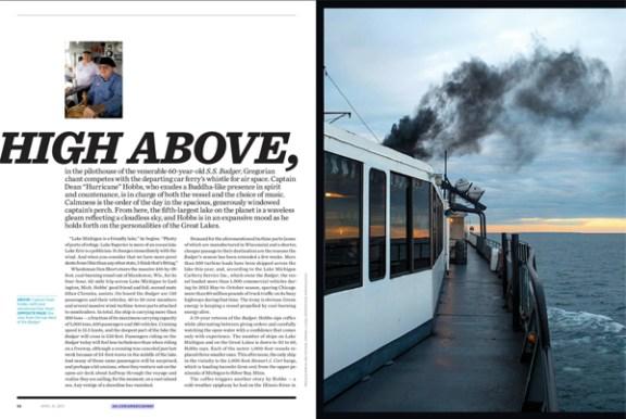 carferry american way magazine