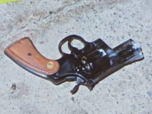 The .357 Smith & Wesson that Knysz had with him.