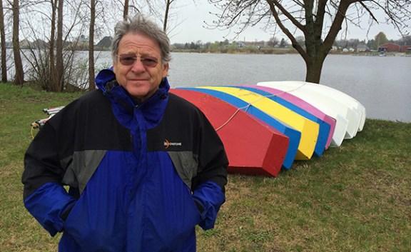 Gary Ferguson, president of the school.