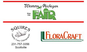 Coverage of the Western Michigan Fair sponsored by FloraCraft and Squires Family Chiropractic.