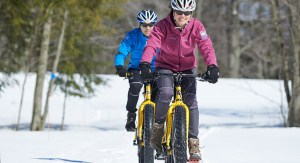 Fat tire biking is growing in popularity at Crystal Mountain.