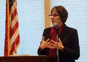 Sen. Judy Emmons