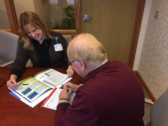 Rhonda Hedlund is one of Spectrum's financial counselors.