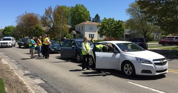 ludington ave crash 05-18-16
