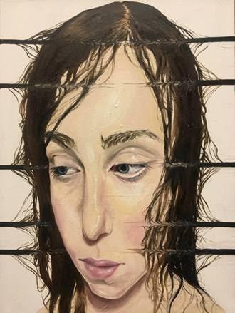 """Static"" by Ruby Henrickson."