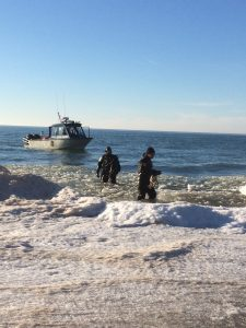 Contributed photo by Oceana County Sheriff Craig Mast.