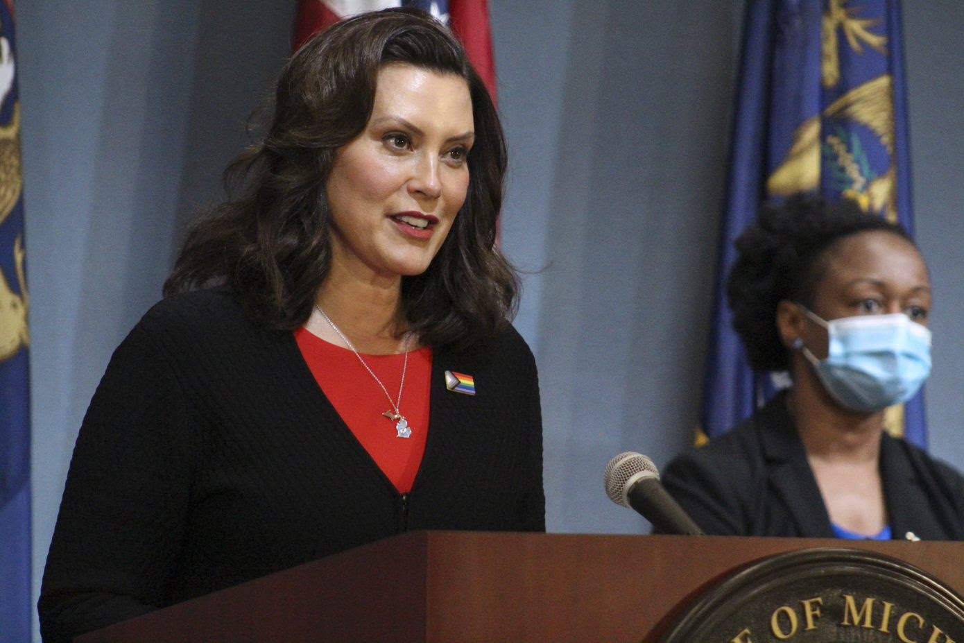Whitmer: Salons open June 15; northern Mich. restarts sooner