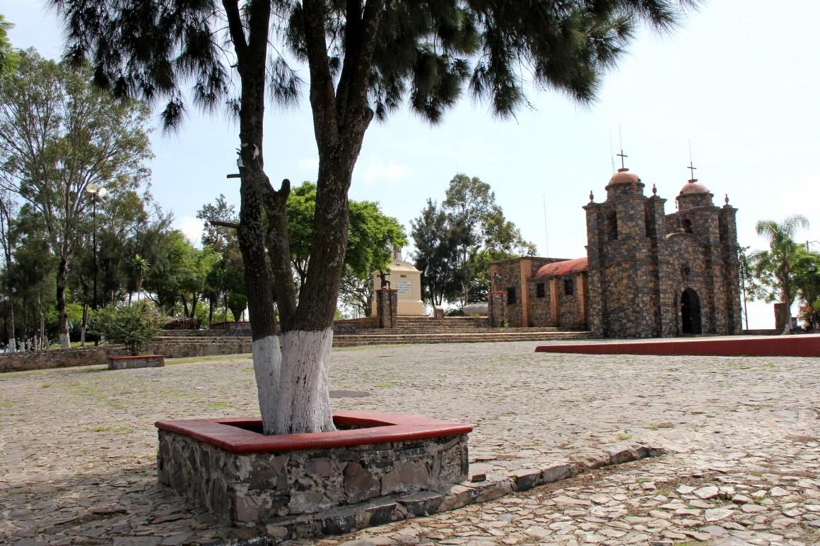 Cerro de la Reyna en Tonalá, donde se proyecta el museo Yolkan. Foto: Héctor Jesús Hernández;