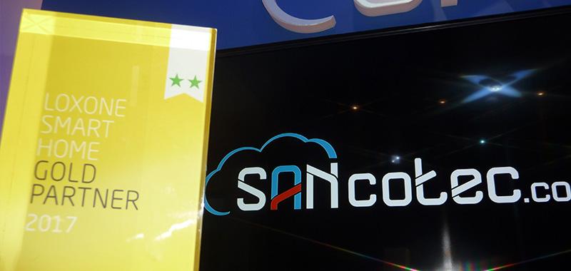 SANCOTEC GOLD PARTNER DE LOXONE