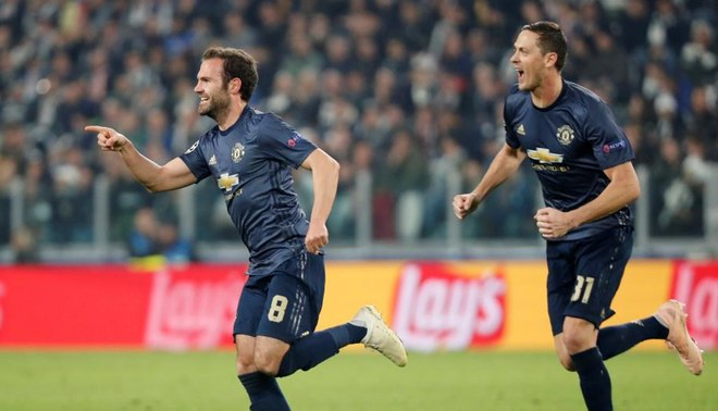 Crónica: Juventus-Manchester United