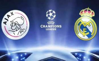 Champions League: Previa del Ajax vs Real Madrid