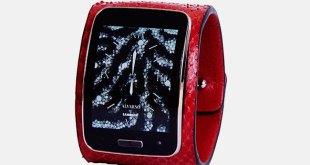 Tecnología, moda y lujo: los relojes de diseño de Samsung Gear S