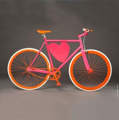 agatha ruiz de la prada bicicleta