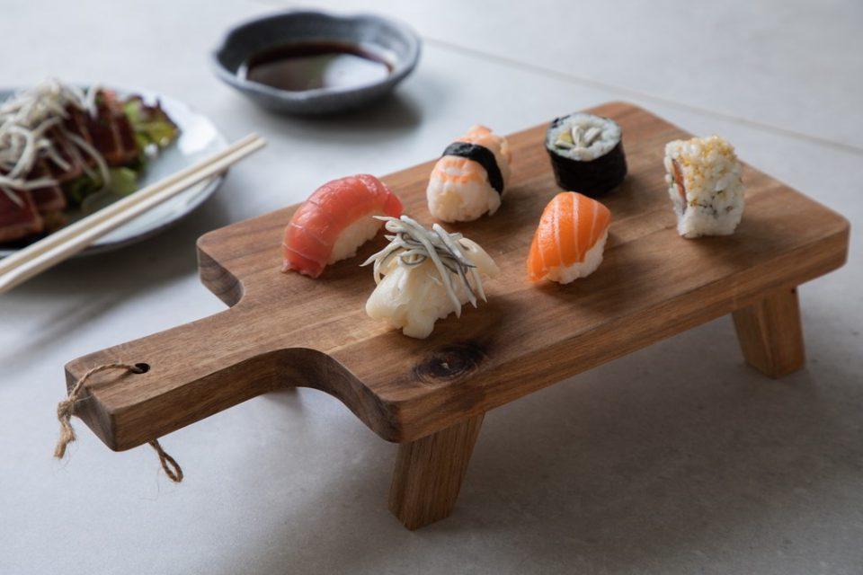 recetas con gulas sushi