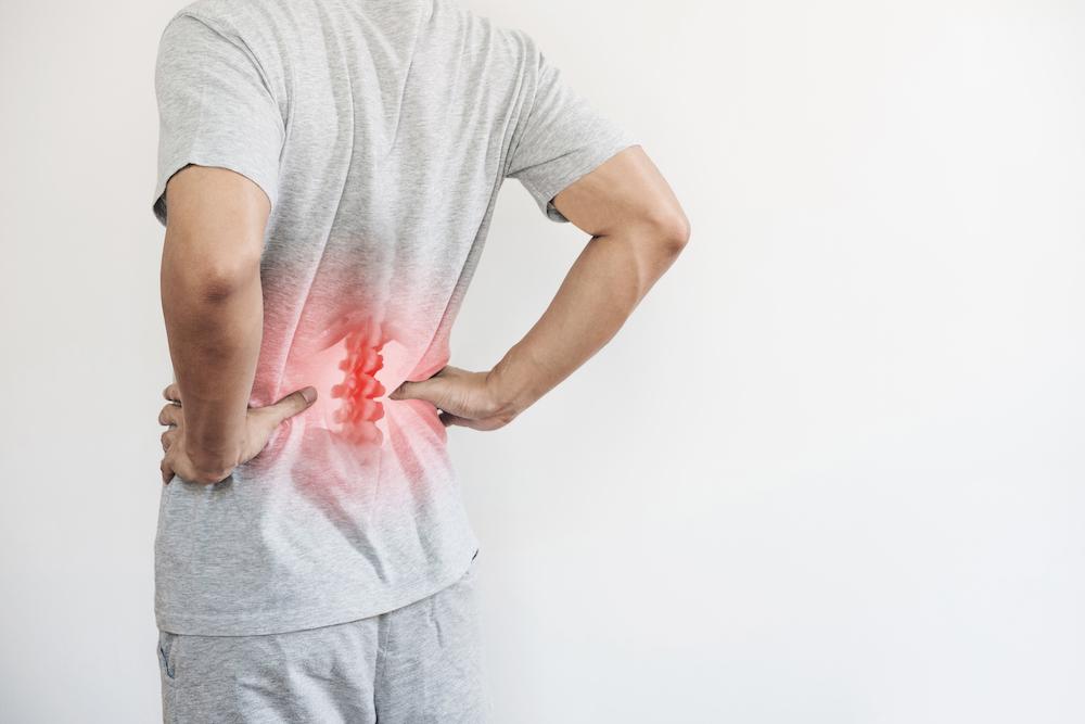 Tips para afrontar tu dolor de espalda