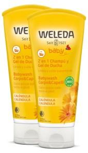 Productos naturales para el cuidado de tu bebé
