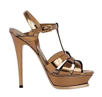 sandalia dorada 1