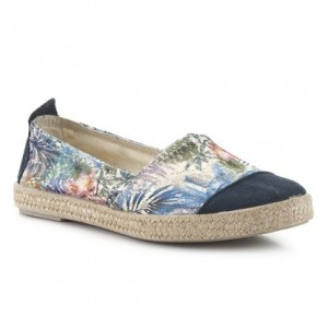 alpargata estampada slip on IXOO