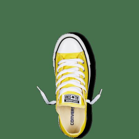 converse clasica amarillo