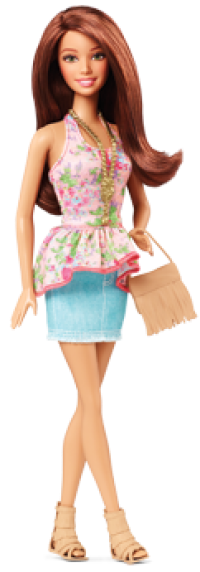 barbie sandalias planas