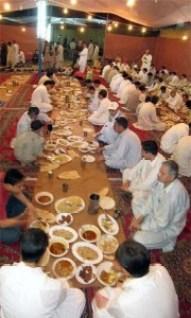 موائد الرحمن في شهر رمضان