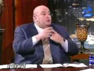 عماد اديب و رئيس مصر القادم