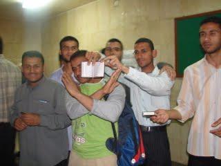 طلاب الازهر الجزائريين في امان