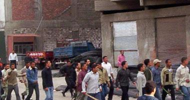 احداث فرشوط | مطالب بتدخل الرئيس مبارك لانقاذ اقباط فرشوط