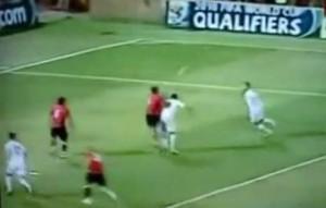 اعادة مباراة مصر والجزائر