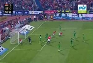 صعيدي يطالب باعادة مباراة مصر والجزائر