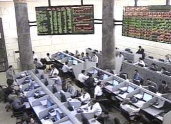 تراجع حاد في البورصة المصرية بسبب ازمة دبي