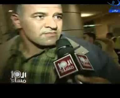 المصريين العائدين من الجزائر : هربنا بصعوبة من بطش الجزائريين | فيديو