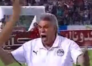 اغنية تشجيع منتخب مصر ضد الجزائر   فيديو