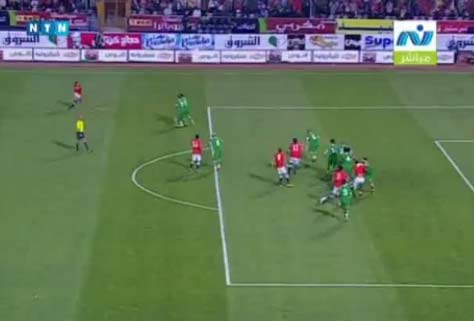 بث مباشر مباراة مصر والجزائر في السودان | مشاهدة ماتش مصر والجزائر اون لاين