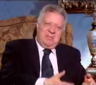 مرتضى منصور : ساختار جمال مبارك لو ترشح بعيدا عن احمد عز