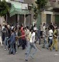 مشاجرة بالاسلحة النارية بين عائلتين في دير مواس