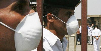 استغلال فوبيا انفلونزا الخنازير في السرقة