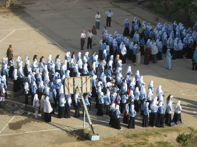 يسري الجمل:إجازة العيد..كانت فرصة لتهيئة المدارس