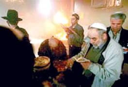 مطالب بنقل المقابر اليهودية وضريح ابو حصيرة خارج دمنهور