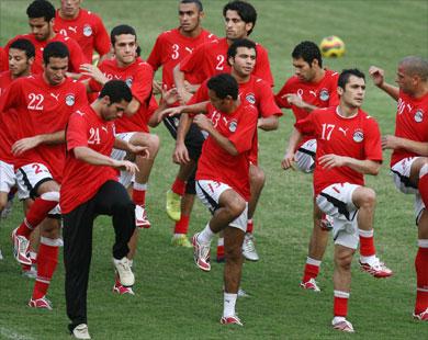 قائمة منتخب مصر كأس الامم الافريقية انجولا 2010
