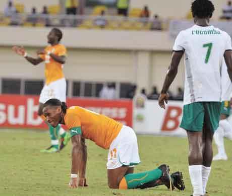 مشاهدة مباراة غانا وكوت ديفوار | بث مباشر مباراة غانا وكوت ديفوار اونلاين